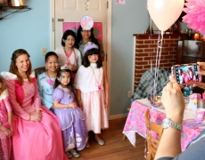 Tips for your Princess Party photo shoot!