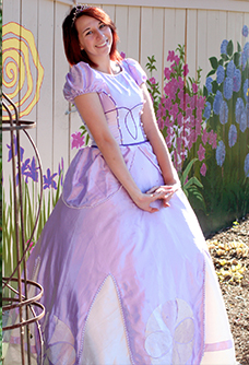 Littlest Princess Dress