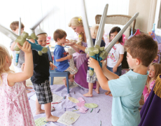 Princess Birthday Party Ideas in CT!