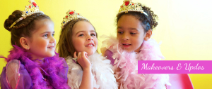 marquee princesses makeovers
