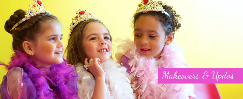 Princess Makeover Parties
